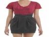 Confecção de blusas, peças que diversificam o guarda-roupa de uma mulher