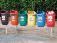 Ecoturismo - infraestrutura de operação: coleta seletiva de lixo