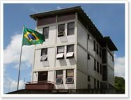 Edifício sede do CPT em Viçosa, MG