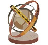 Prêmio Excelência Empresarial, recebido pelo Grupo CPT em 2001.