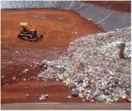 Quando bem projetado e manejado, o aterro sanitário só apresenta vantagens.