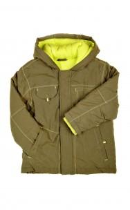 Casacos: casacos bicolores