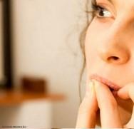 Tratamento das unhas - o hábito de roer as unhas, a sua queda ou ausência