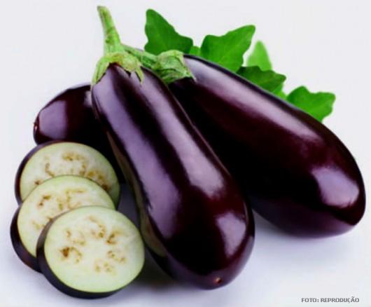 Horta - como plantar Berinjela (Solanum melongena)
