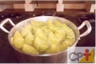 Processamento de Milho Verde: receita de pamonha doce