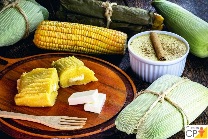 Processamento de Milho Verde: receita de pamonha doce   Artigos CPT