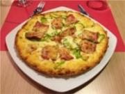 Dia da pizza - comemore fazendo sua própria receita