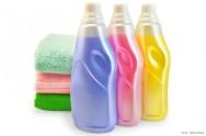 Produtos de Limpeza - como produzir amaciante comum