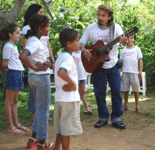 Musicalização infantil - aptidões da criança