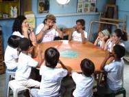 Musicalização infantil - atividades rítmicas usando o corpo