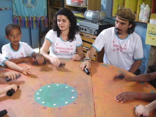 Musicalização infantil - atividades lúdicas