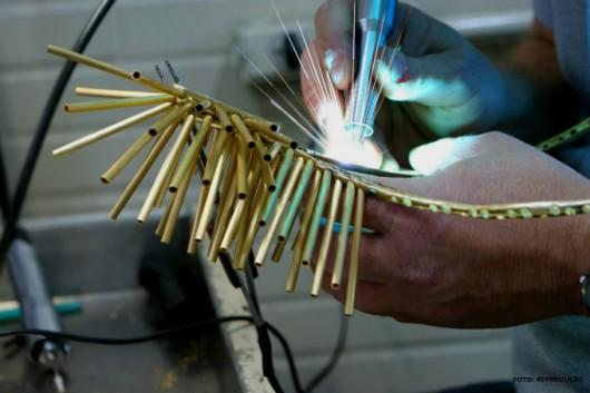 Fabricação e Reparo de Joias - o trabalho do ourives e o processo de execução