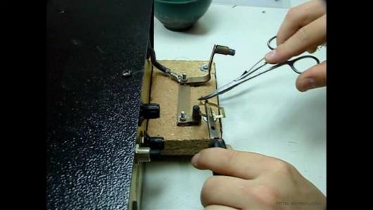 Fabricação e Reparo de Joias - cortar e serrar