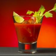 Processamento de Tomate: bloody mary (coquetel de tomate)