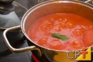 Processamento de Tomate: glossário