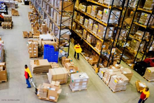 Como administrar pequenas e médias indústrias - armazenagem de produto