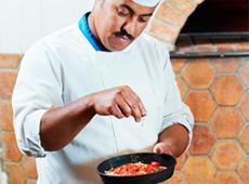 Curso Profissionalizante de Cozinheiro