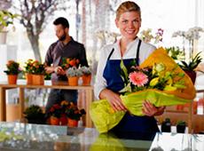 Curso Profissionalizante Online de Florista