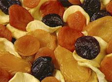 Curso Como Montar uma  Pequena Fábrica de Frutas Desidratadas