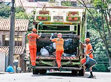Gerenciamento de Limpeza Urbana