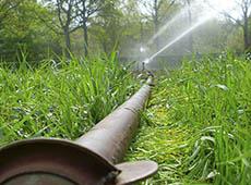 Curso Manejo de Irrigação - Quando e Quanto Irrigar