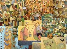 Curso de Pintura em Acrílica