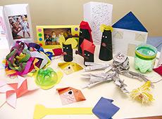 Curso Confecção de Brinquedos Pedagógicos com Sucata e Dobradura