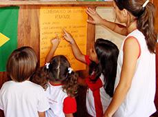Curso Educação Infantil - Linguagem Oral e Escrita