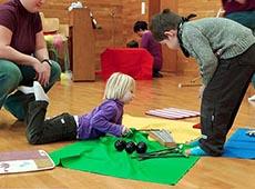 Curso Educação Infantil - Musicalização Infantil