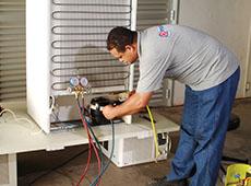 Curso Geladeira e Freezer Residenciais - Instalação, Utilização e Manutenção