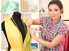 Confecção de Vestidos