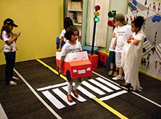 Trânsito na Educação - Infantil e Fundamental I