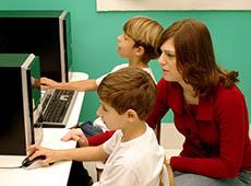 Uso da informática na Educação - Fundamental e Médio