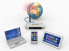 Antenas de Comunicação Wireless - Instalação e Configuração
