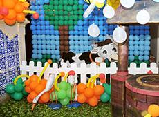 Montagem e Decoração de Festas Infantis