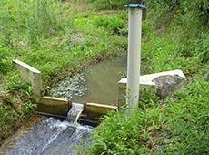 Lençóis, Nascentes e Produção de Água