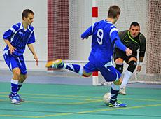 Curso CPT: Curso Online Futsal - Treinamento Avançado de Goleiro