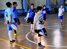 Curso Online Futsal - Preparação Física