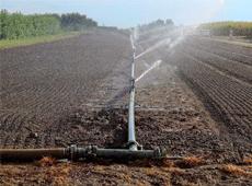 Curso Projeto de Irrigação por Aspersão