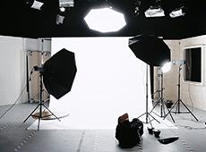 Estúdio Fotográfico - Montagem e Utilização
