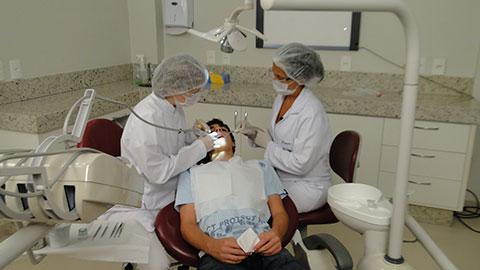 Auxiliar de Consultório Dentário