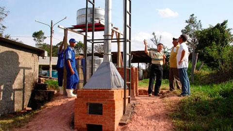 como produzir álcool na fazenda