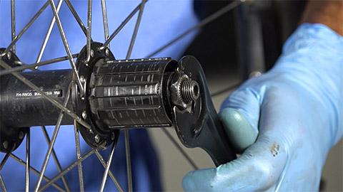 Manutenção de Bicicletas
