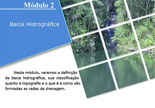Bacias Hidrográficas, Chuvas, Infiltração e Evapotranspiração