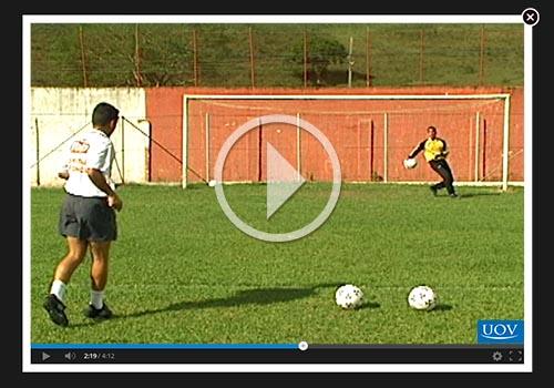 Futebol - Preparo Técnico e Tático de Goleiro
