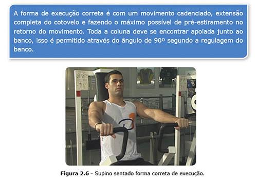 Musculação para Academia - Membros Superiores, Inferiores, Abdominal e Glúteo