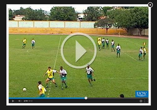 Futebol - Jogadas Ensaiadas de Faltas e Escanteio
