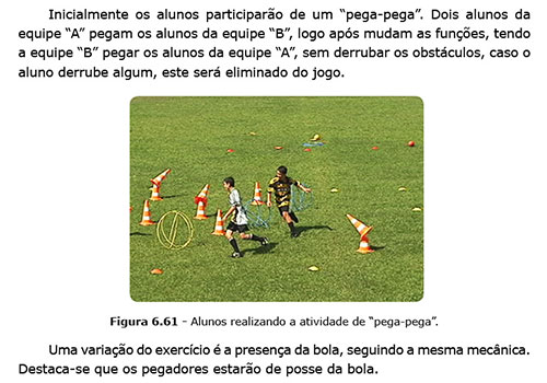 Jogos Recreativos no Futebol