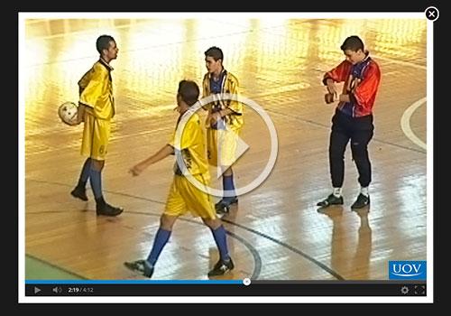 Futsal - Jogadas Ensaiadas
