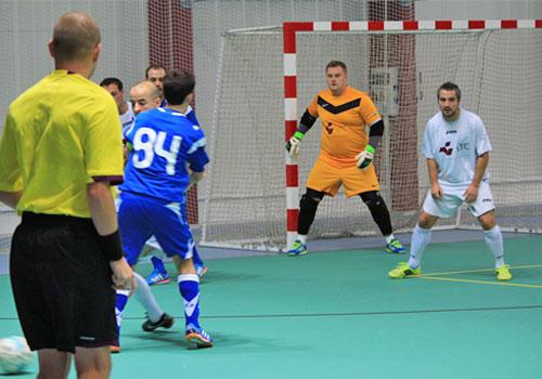 Futsal - Treinamento Avançado de Goleiro
